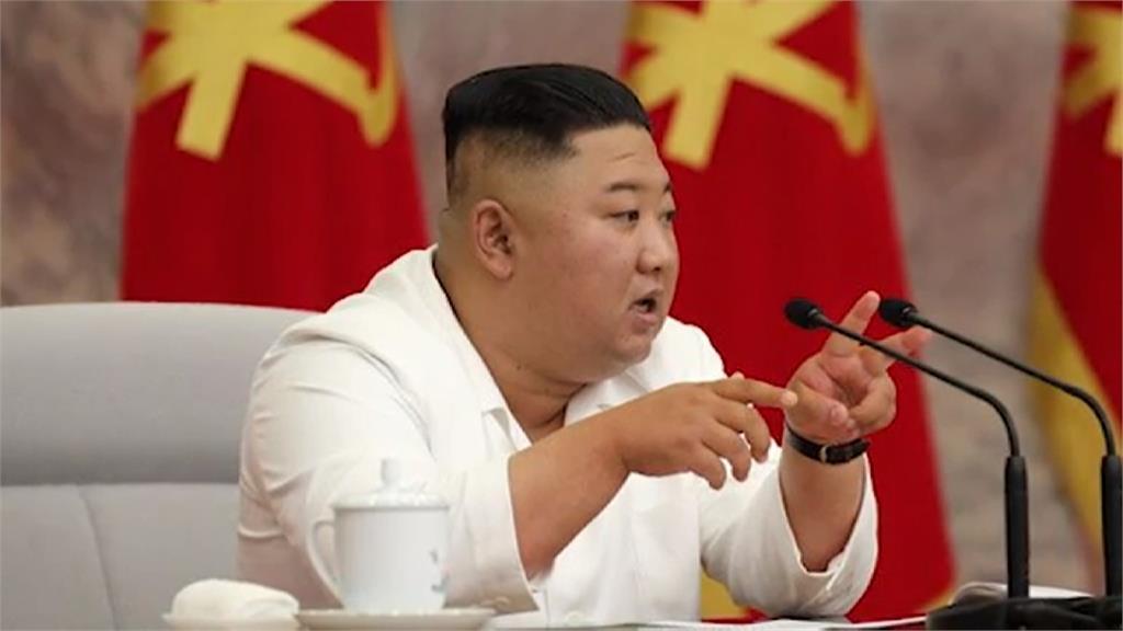 主持政治局會議 金正恩下令加強防疫