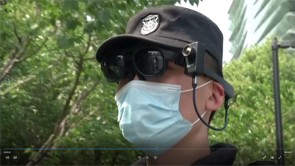 防疫新利器 智慧眼鏡兩分鐘內檢測200人體溫