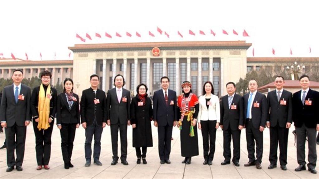 中國人大出現13名「台灣省代表」!僅1人台灣出生