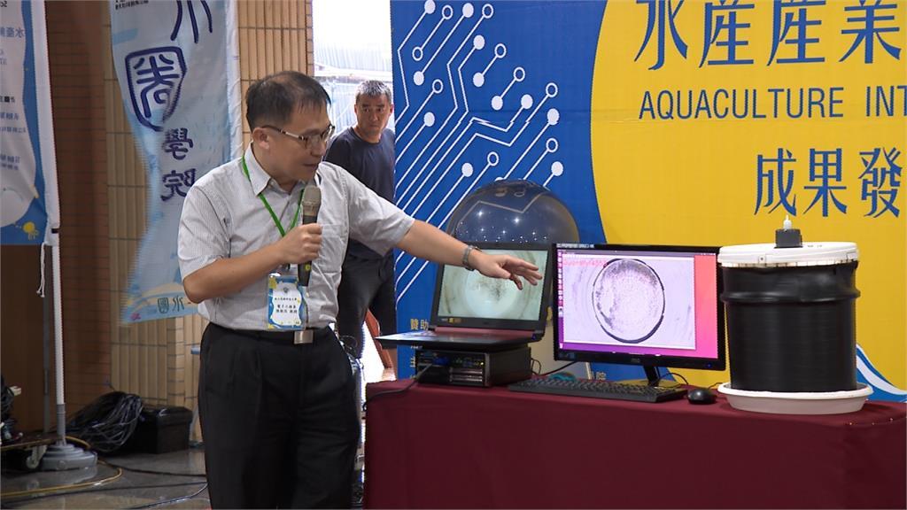 高科大跨域合作 成功輔導養殖業生產文蛤
