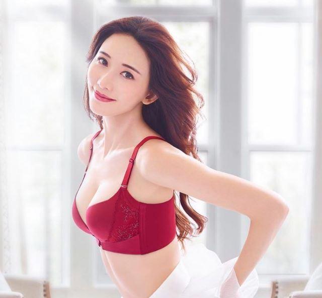 林志玲勝22歲嫩妹!中國內衣換品牌代言人 市值蒸發612億台幣