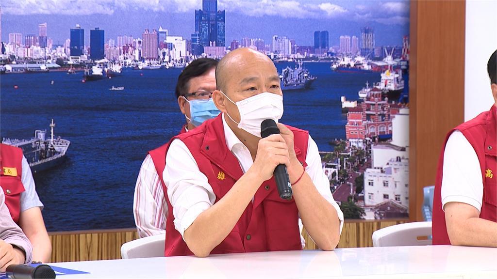 韓國瑜稱已補完逾1萬個箱涵破洞 議員打臉:只補了236個