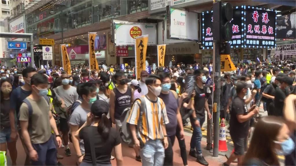 香港回不去了?習近平簽署公布實施「港版國安法」