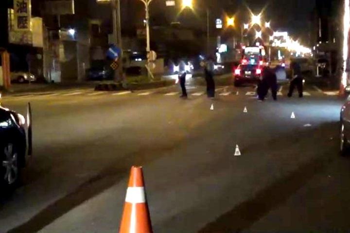 車速過快釀禍!老翁穿越馬路遭高速直撞亡