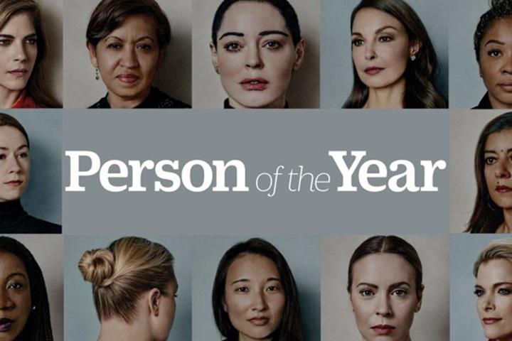 國際爆報/2017時代雜誌風雲人物出爐 「她們」打敗了川普和習近平