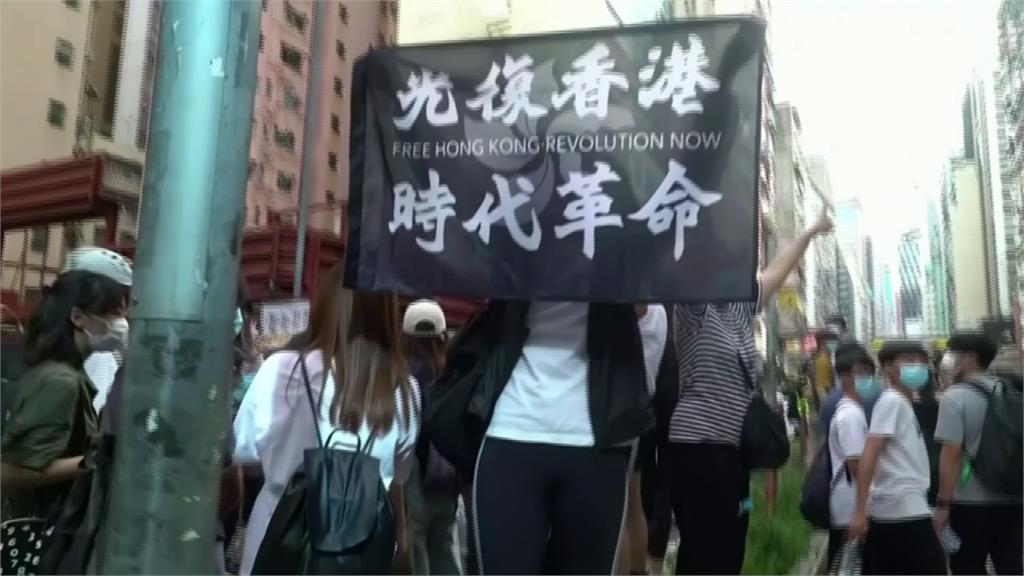 林鄭月娥延後立法會選舉 黃之鋒:無法剝奪爭取自由民主的心