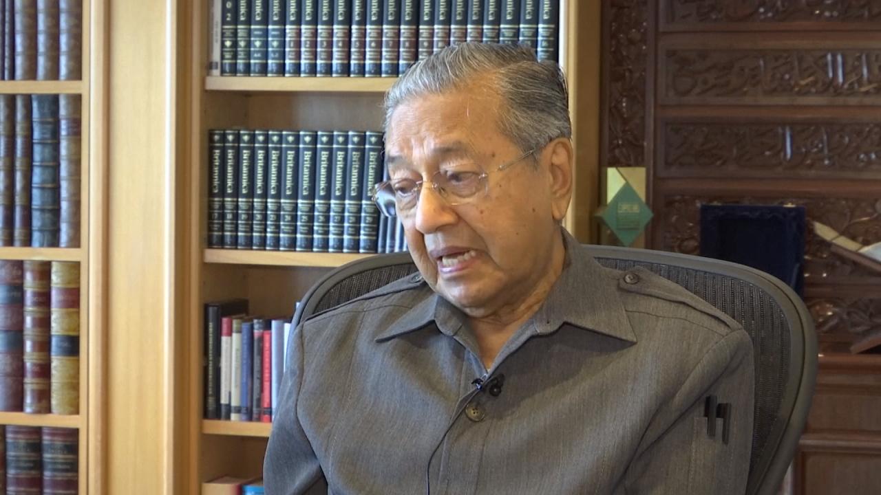 全球/改寫大馬政治史!92歲馬哈地成功回鍋總理