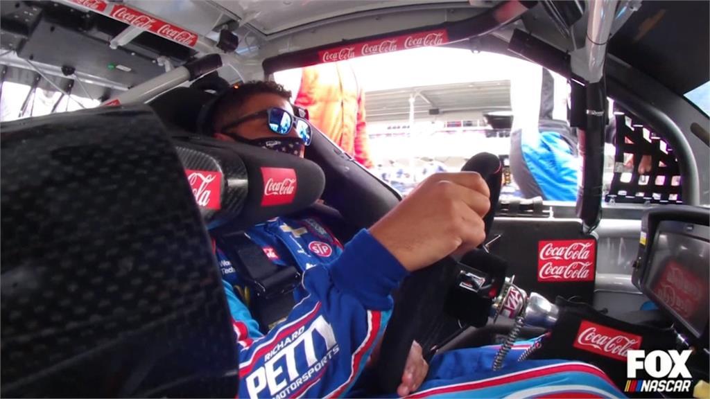 NASCAR不容歧視!非裔車手遭放絞索恐嚇 官方震怒