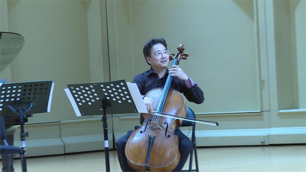 嘉義藝術節閉幕 大提琴家張正傑壓軸登場