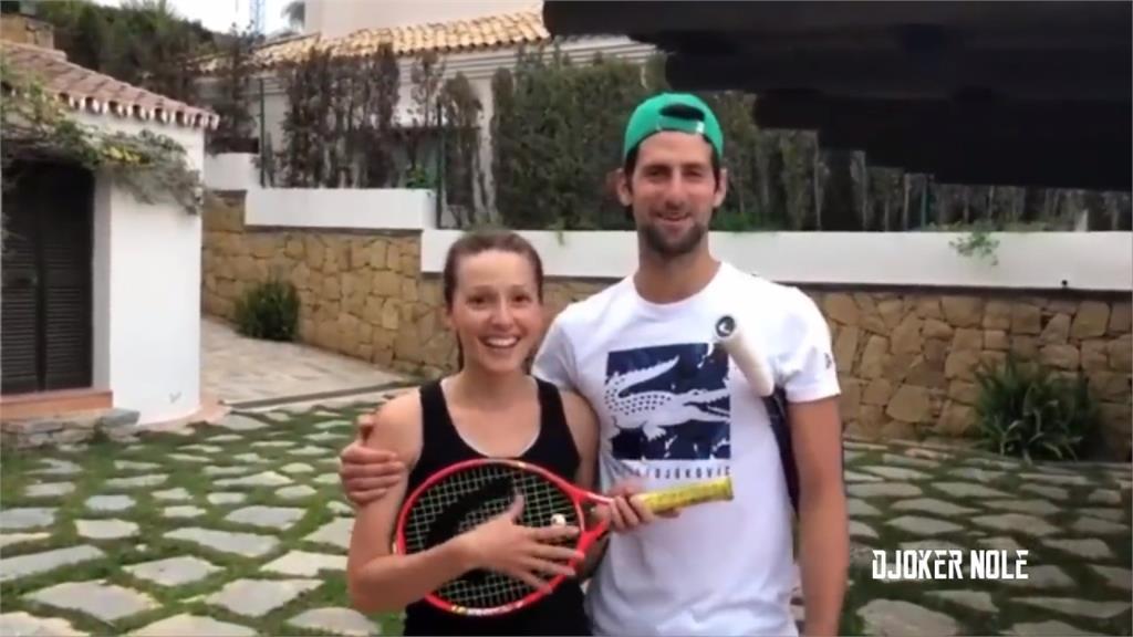 網球/辦賽爆群聚感染引爭議 球王喬科維奇發聲明道歉