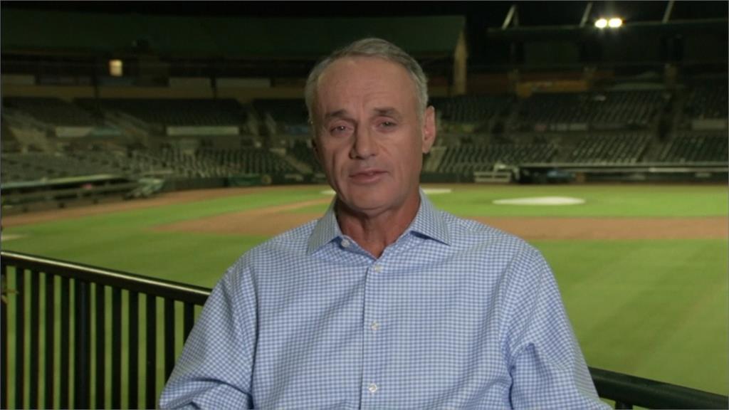 MLB/原定今日開幕戰被迫延後 主席曼佛瑞期望5月開打