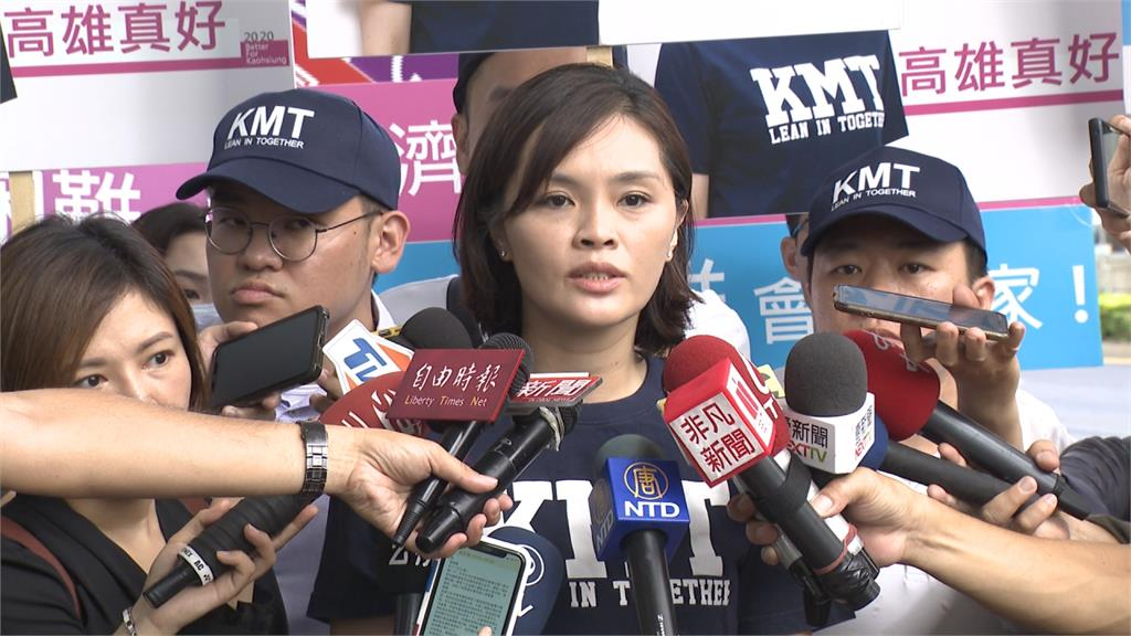 李眉蓁團隊挨批「韓家軍借屍還魂」 發言人回應了