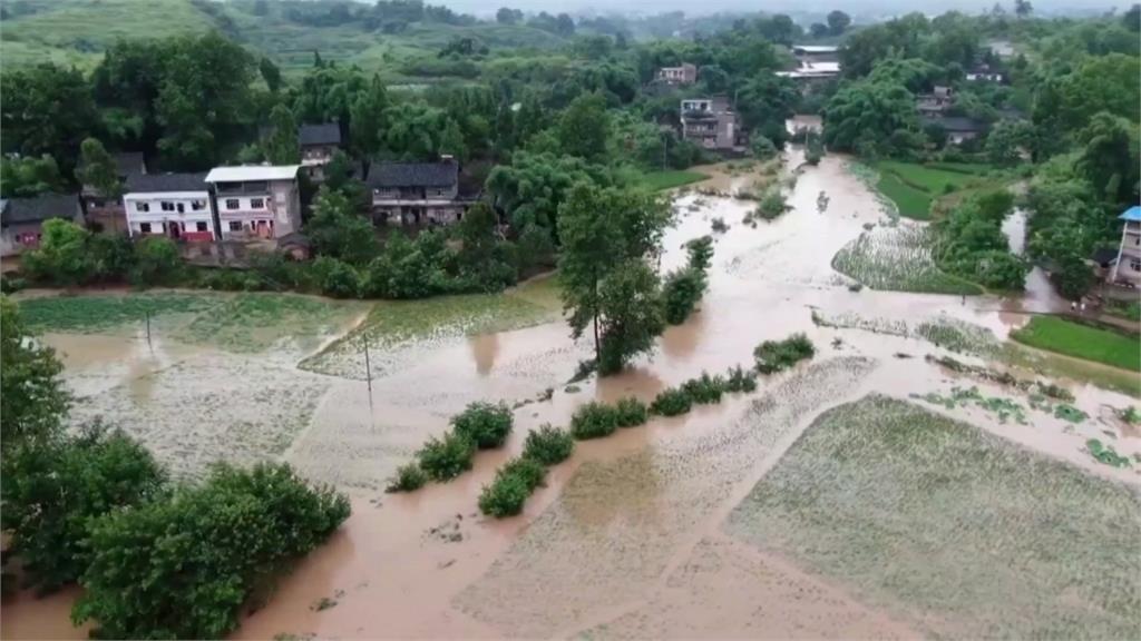 長江上游2號洪水形成!當局啟動災害應變機制