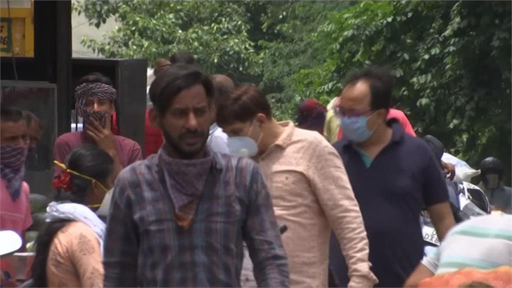 印度日增逾2.4萬例 泰姬瑪哈陵開放喊卡