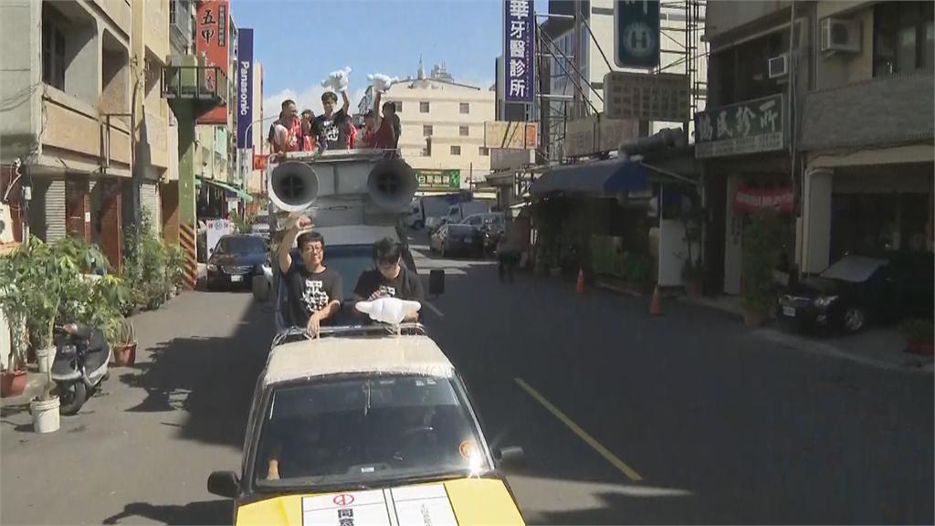 快新聞/罷韓最後衝刺今起車隊掃街 請「跳鍾馗」為高雄市民「除心魔」