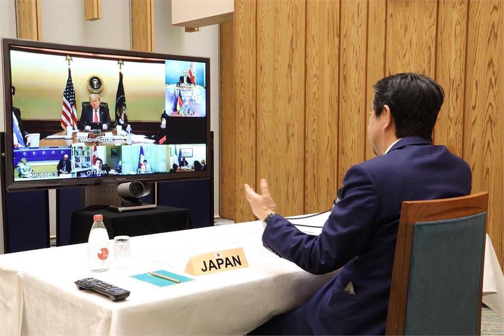 快新聞/G7領袖視訊會協調全球防疫  籲WHO徹底改革