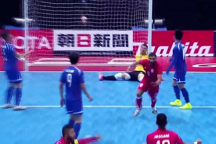 亞足聯五人制遭巴林踢和 台灣晉級有難度