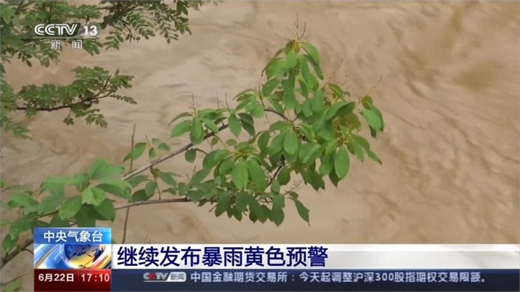 長江中下游梅雨危機 重慶綦河流域撤4萬人