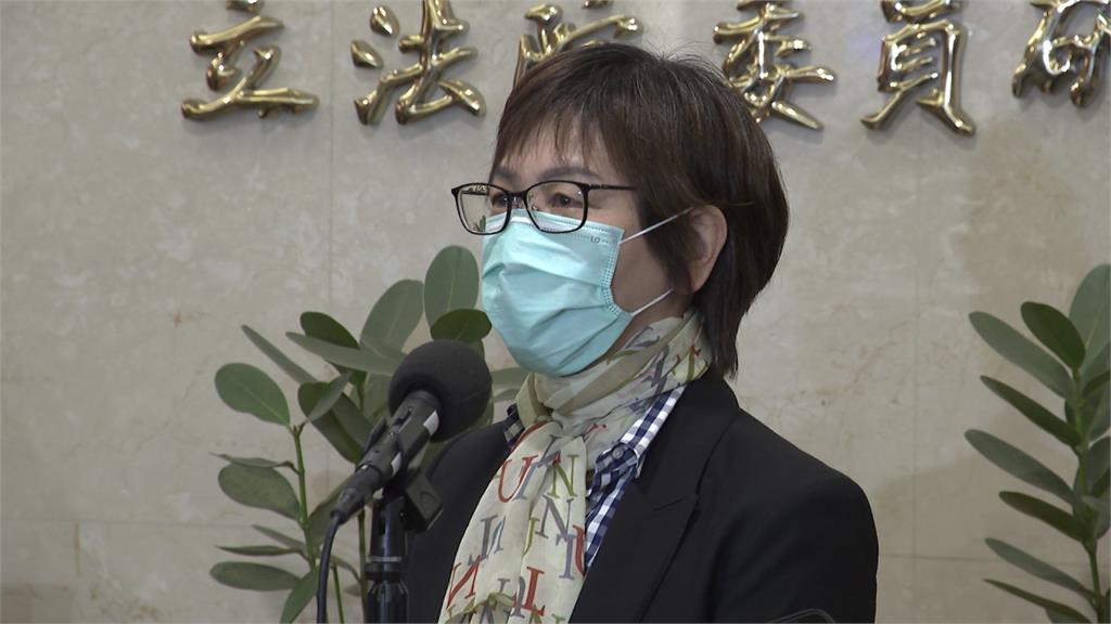 蔡壁如Line群問「發言人都死了嗎?」 民眾黨發言人出面:其實我還活著