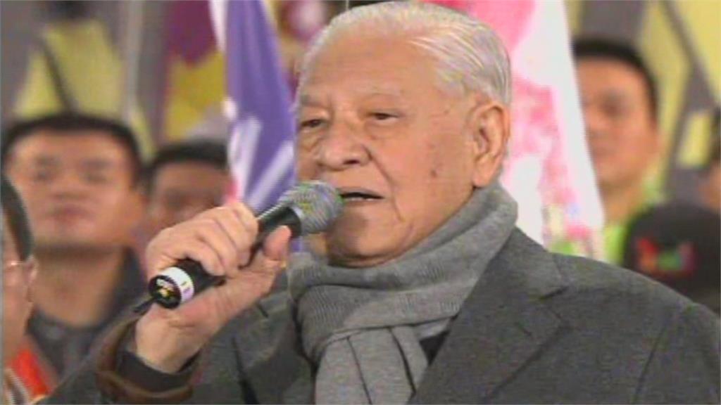 首屆民選總統李登輝!推動民主、修憲被稱「台灣民主先生」