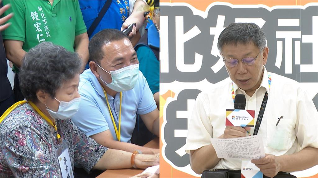雙北統籌分配款吵不停 蘇貞昌:政府作得到就儘量補助