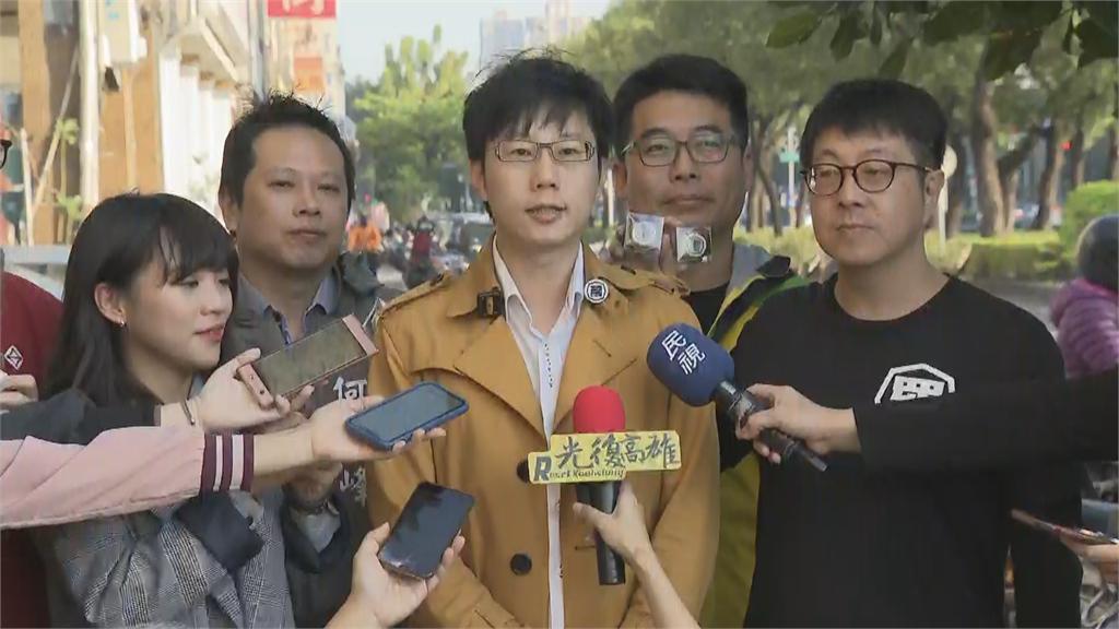 快新聞/罷韓連署將破30萬份!陳冠榮:罷免團體就是高雄人的側翼