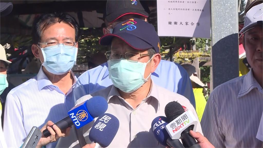 登革熱疫情蠢動 楊明州帶隊視察社區防治