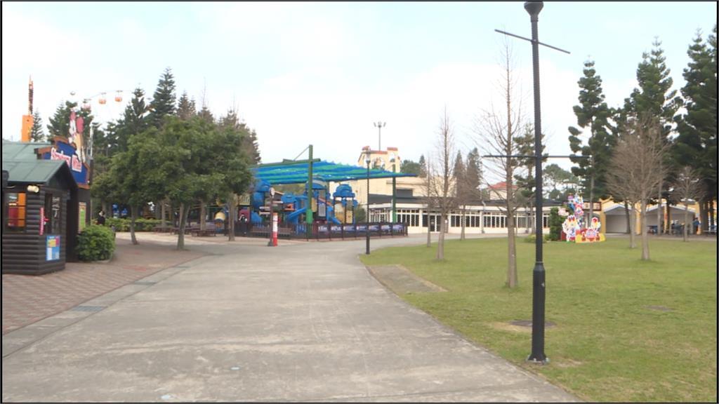 連假出遊受疫情衝擊 遊樂園入園數砍半