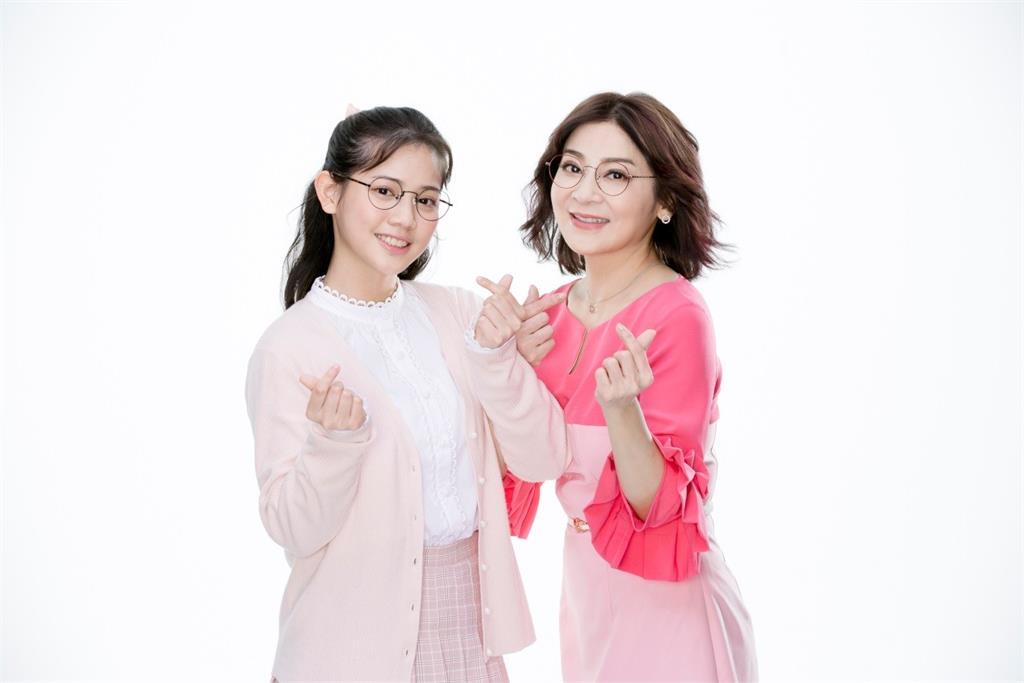 「台灣濱崎2步」準備接班?王彩樺合體女兒拍廣告