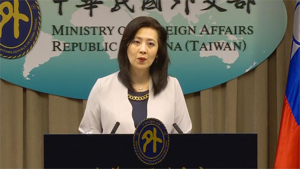 快新聞/美眾議員提案授權對中國「動武保台」 外交部致謝:長期以具體行動支持台灣民主