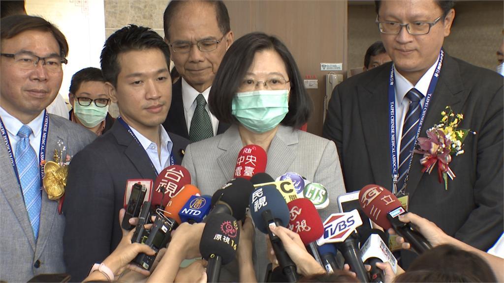 陸戰隊上兵蔡博宇不治 蔡英文要求國防部速調查