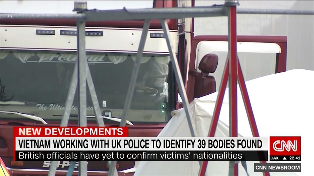 英國貨櫃39屍命案傳有越南人!女子和母親道別訊息曝光
