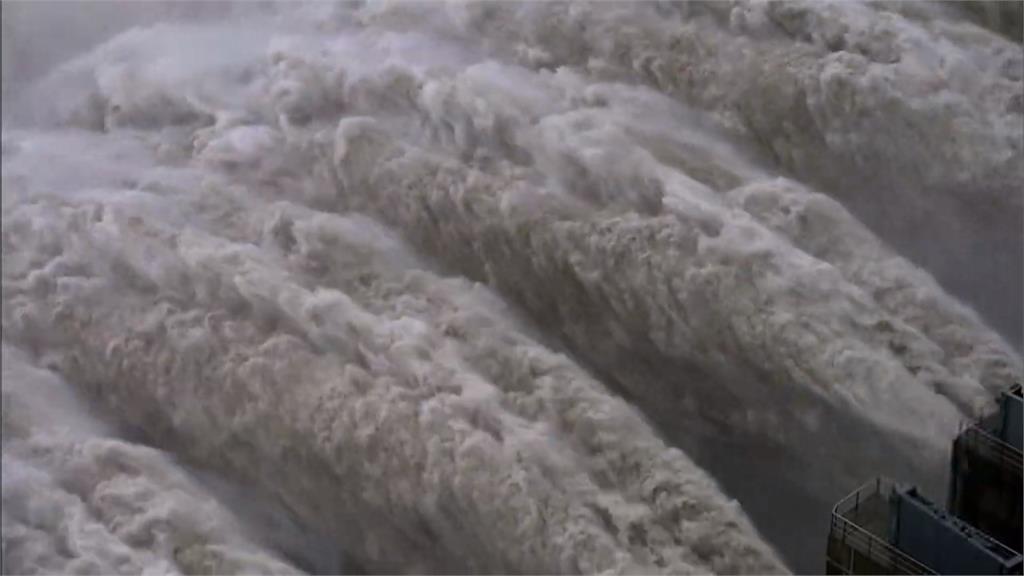 若三峽大壩潰堤...長江中下游傷亡人數恐上看六億人