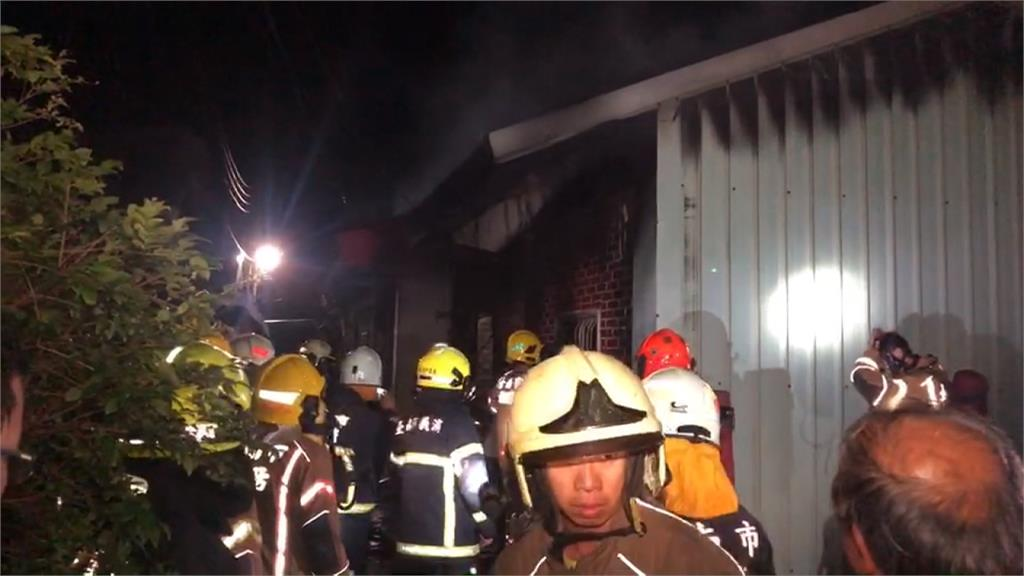 台南關廟4死惡火 涉嫌縱火男子輕生亡