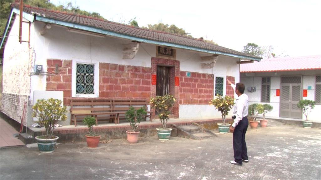 台南左鎮人口嚴重老化 力推創生計劃拚翻轉