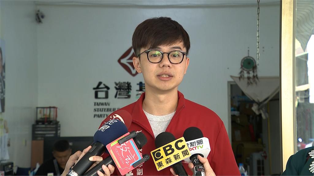快新聞/柯文哲突提「阿舅回來了」 張博洋:民眾黨沒批評陳菊就不會選舉