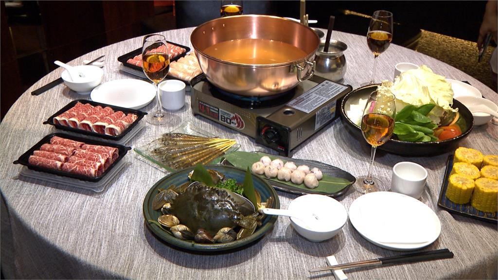 「火鍋界LV」橘色涮涮屋推小外燴!食材、鍋具、卡式爐送到家