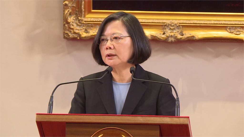 影/經濟不再依賴中國!蔡英文:高質量MIT將成為出口主力
