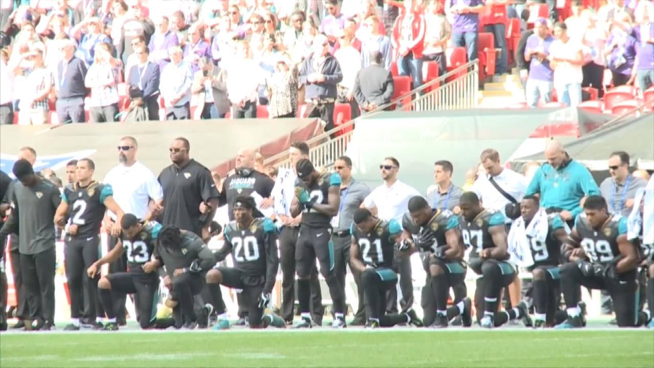 NFL球團老闆決議 唱國歌時全體起立