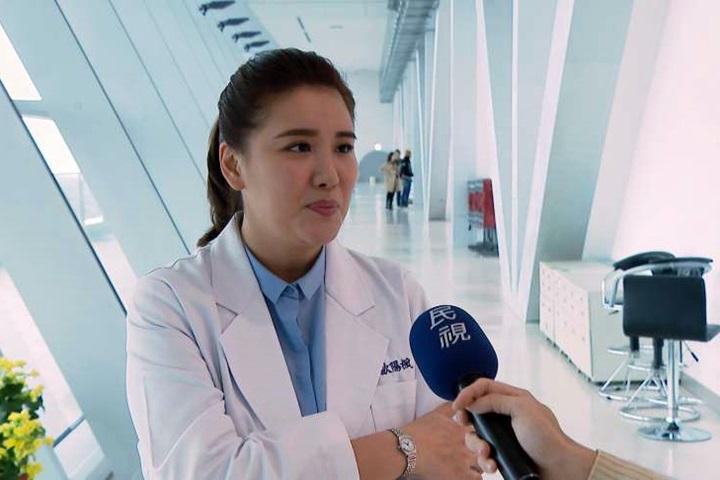 小禎甩肉20公斤 接拍新戲演骨科醫師