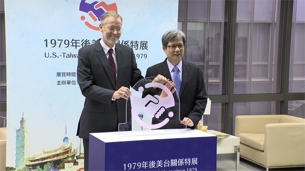 AIT讚台灣防疫出色 形容美台關係「真朋友」