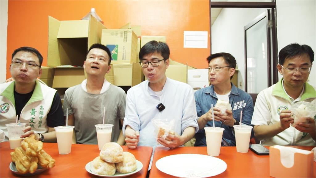 吳益政酸陳其邁「抱貓賣萌」 黃文益:了解民眾才有對話