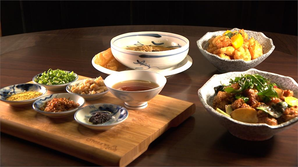 台菜結合韓式炸雞手法「三杯雞」吃來口感更酥脆