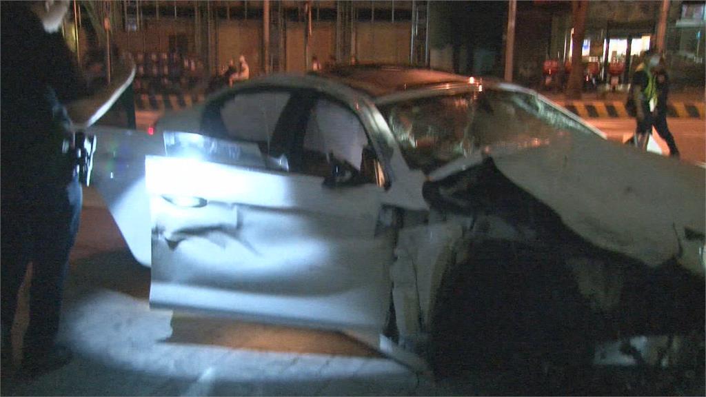 快新聞/台中大雅今晨死亡車禍 男子酒駕追撞致使另1名駕駛亡