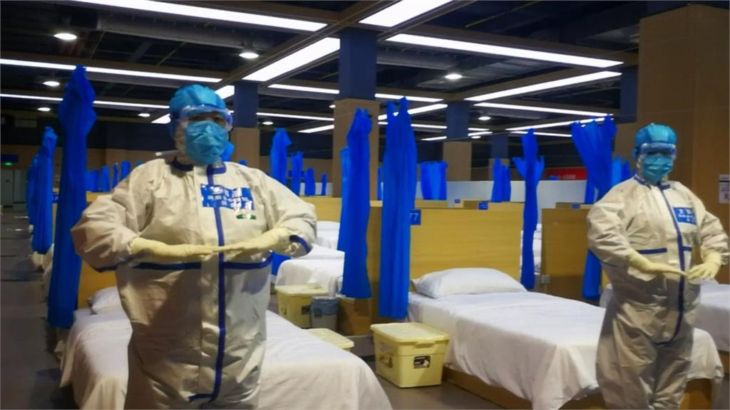 防疫有效?華盛頓郵報:WHO未收到中國醫護感染詳細數據