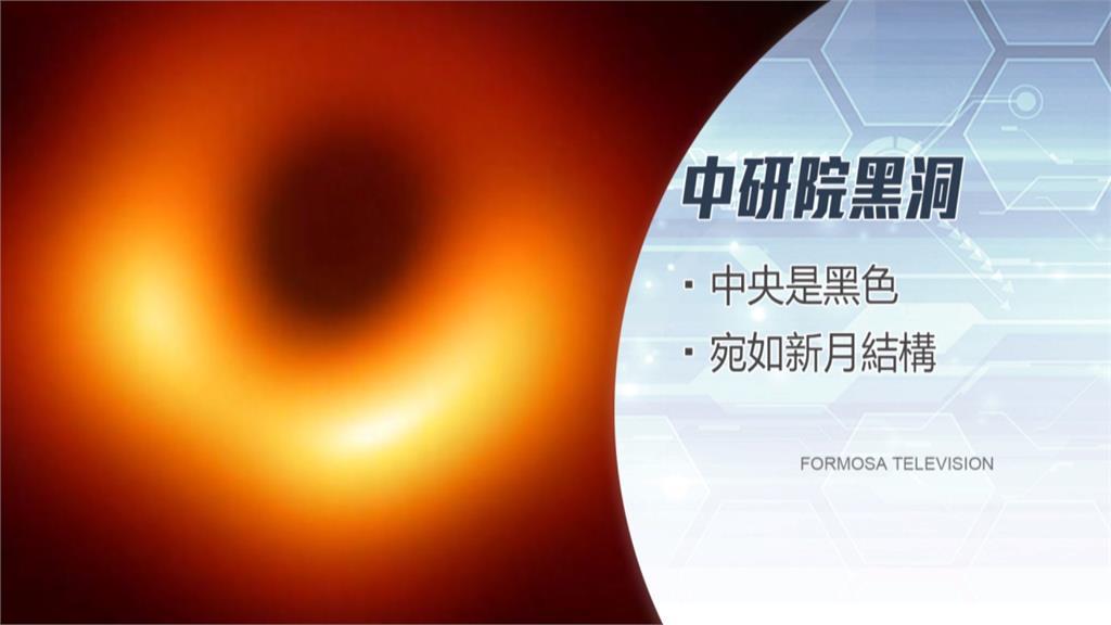 歷史性的一刻!人類史上首次直接觀測黑洞