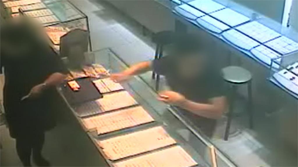 中壢銀樓搶案 警方3小時台中火速逮人