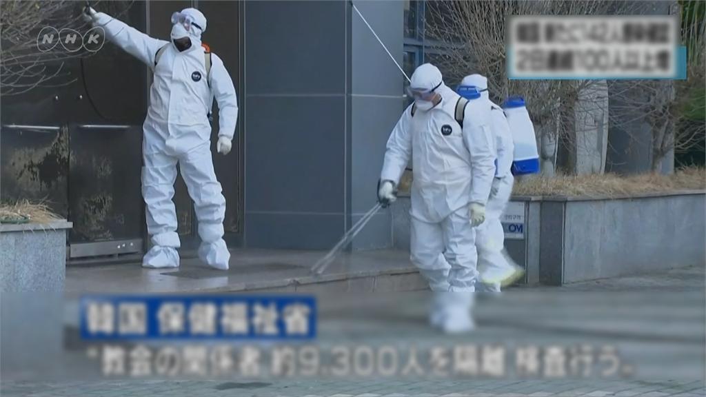 快新聞/南韓社區感染減少 當局不考慮升級防疫規範