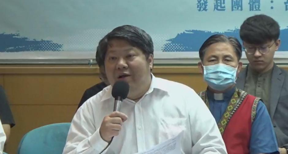快新聞/民團籲蔡英文新任期承擔歷史責任 擘畫台灣新憲法
