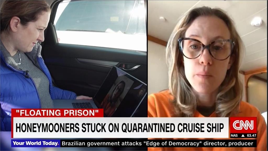 美國夫妻受困「鑽石公主號」郵輪 向川普喊話請求救援